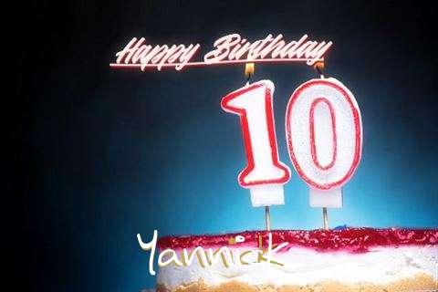 Wish Yannick