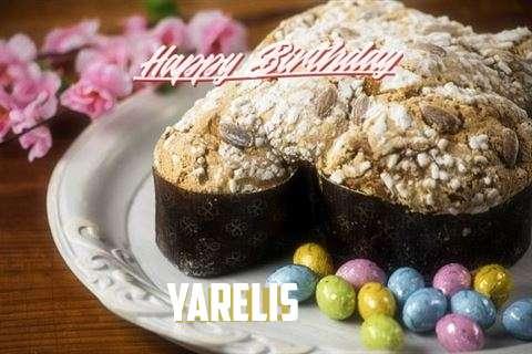 Happy Birthday Wishes for Yarelis
