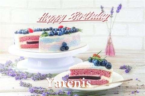 Happy Birthday to You Yarenis