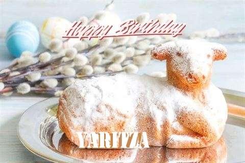 Happy Birthday to You Yaritza