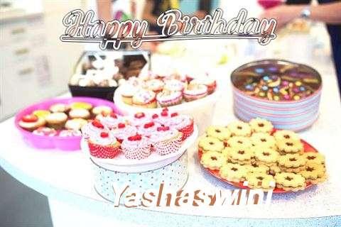 Birthday Wishes with Images of Yashaswini