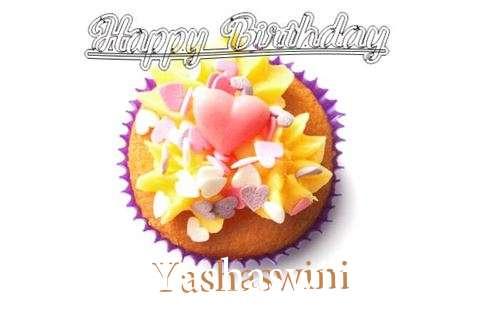 Happy Birthday Yashaswini Cake Image