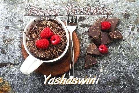 Happy Birthday Wishes for Yashaswini