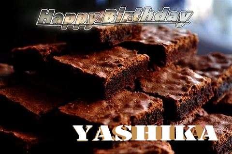 Birthday Images for Yashika