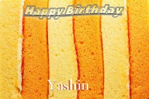 Birthday Images for Yashin