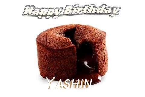 Yashin Cakes