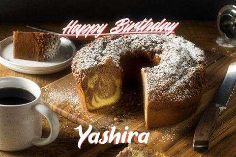 Happy Birthday to You Yashira