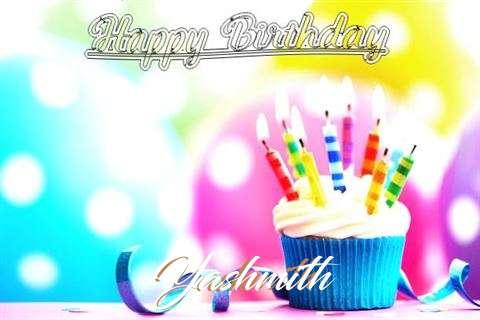 Happy Birthday Yashmith