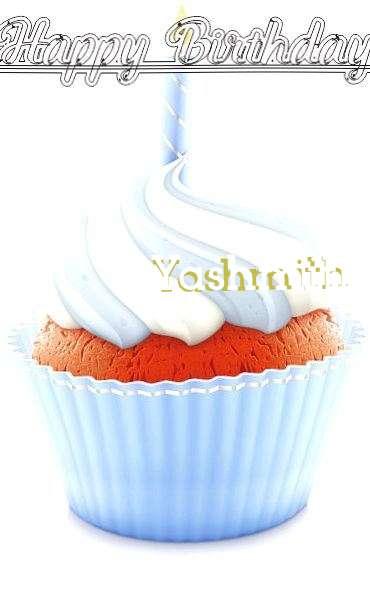 Happy Birthday Wishes for Yashmith
