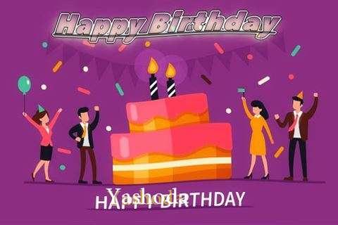 Birthday Wishes with Images of Yashoda