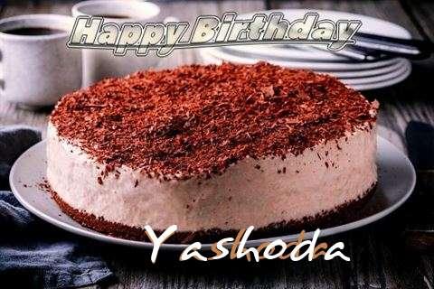 Happy Birthday Cake for Yashoda