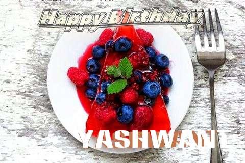Happy Birthday Cake for Yashwant