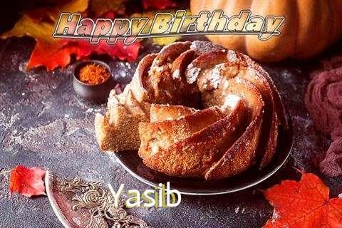 Happy Birthday Yasib