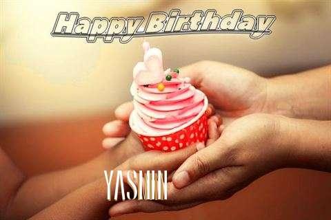 Happy Birthday to You Yasmin