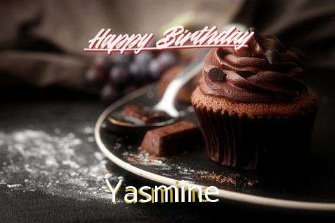 Happy Birthday Wishes for Yasmine