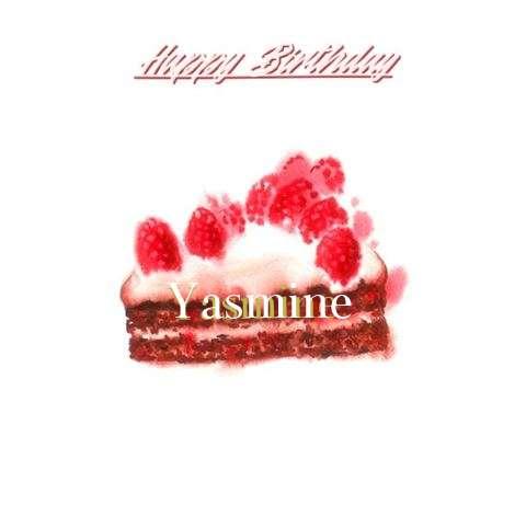 Wish Yasmine