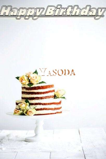 Birthday Wishes with Images of Yasoda