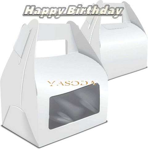 Happy Birthday Wishes for Yasoda