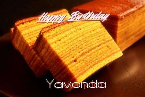 Yavonda Birthday Celebration