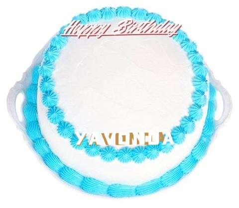 Happy Birthday Wishes for Yavonda