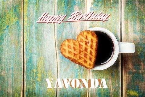 Wish Yavonda
