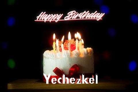 Birthday Wishes with Images of Yechezkel