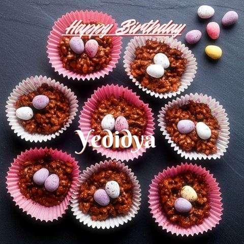 Happy Birthday Yedidya