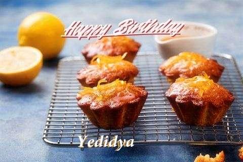 Birthday Wishes with Images of Yedidya