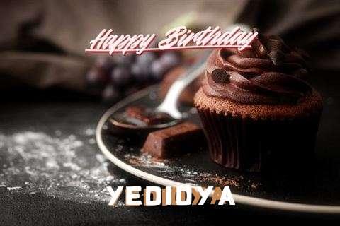 Happy Birthday Wishes for Yedidya