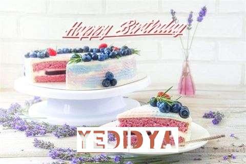 Happy Birthday to You Yedidya