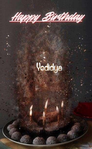 Happy Birthday Cake for Yedidya