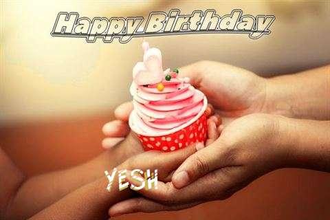 Happy Birthday to You Yesh