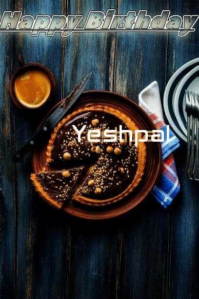 Happy Birthday Cake for Yeshpal