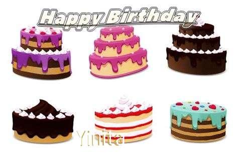 Yinita Cakes