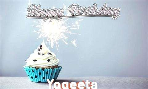 Happy Birthday to You Yogeeta