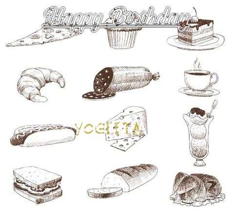 Happy Birthday Cake for Yogeeta
