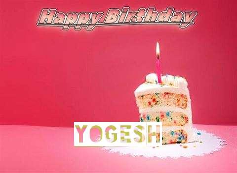 Wish Yogesh