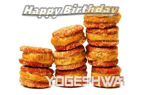 Happy Birthday Cake for Yogeshwar