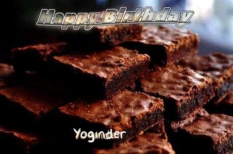 Birthday Images for Yoginder
