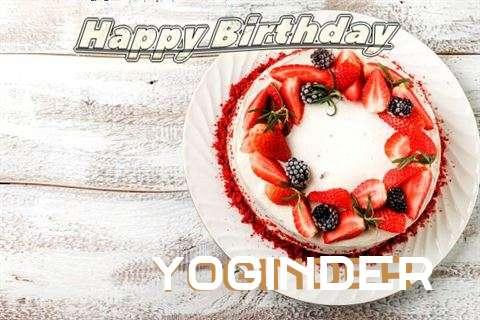 Happy Birthday to You Yoginder