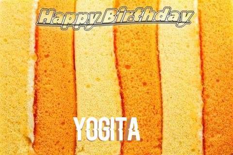 Birthday Images for Yogita