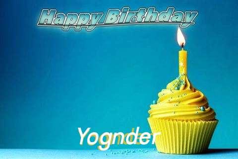 Birthday Images for Yognder