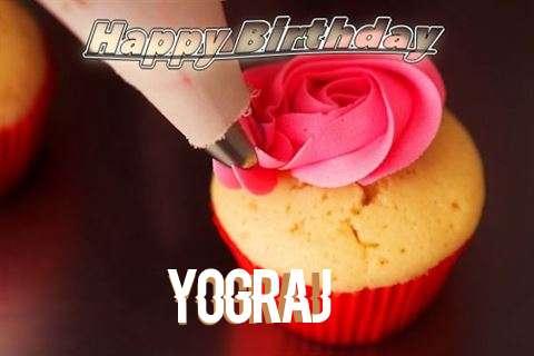 Happy Birthday Wishes for Yograj