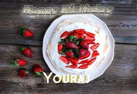 Happy Birthday Youraj Cake Image