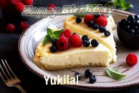 Happy Birthday Wishes for Yukilal