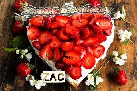 Zac Cakes