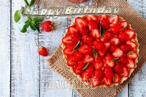 Happy Birthday to You Zacary