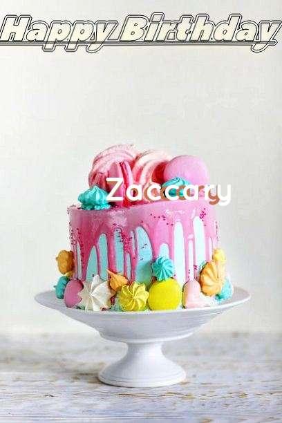Zaccary Birthday Celebration