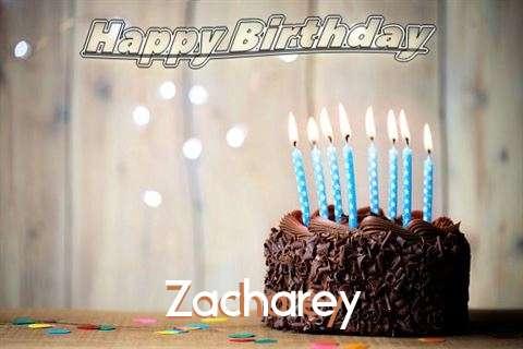 Happy Birthday Zacharey