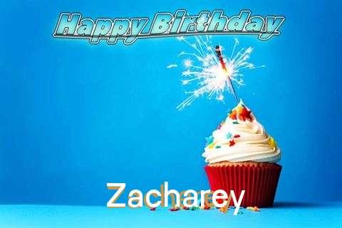 Happy Birthday to You Zacharey